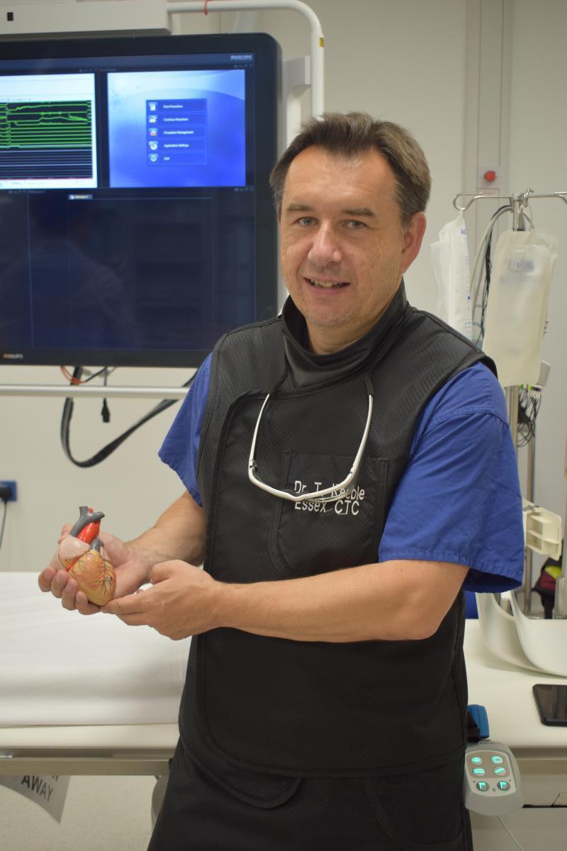 Dr Thomas Keeble