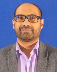 Danny Hariram - Chief people and organisational development officer